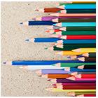 Praktijk Verboom- kleurpotloden